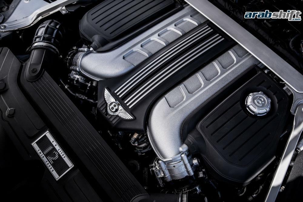 محرك بنتلي كونتيننتال GT