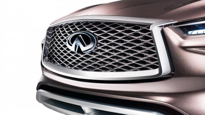الكشف عن سيارت انفينيتي اختبارية تلمح للجيل القادم من QX50