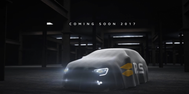 فيديو التشويقي لسيارة رينو ميجان RS الجديدة