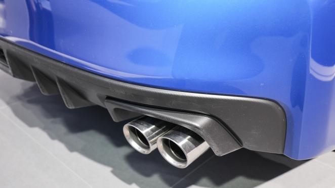اطلاق سوبارو WRX الجديدة في معرض ديترويت