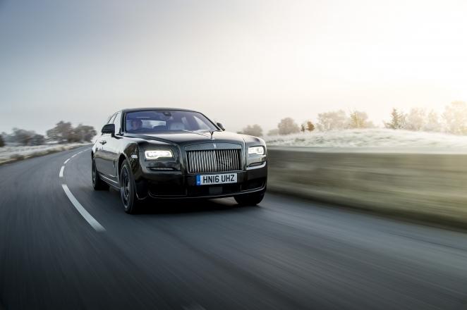 رولز رويس موتور كارز تعلن تحقيق ثاني أعلى مبيعات قياسية  في تاريخ العلامة الممتد على 113 سنة