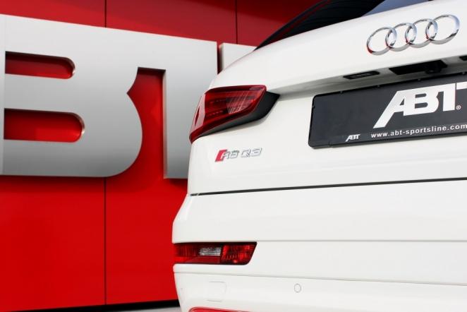 ABT تكشف عن أودي RS Q3 بتعديلات جديدة