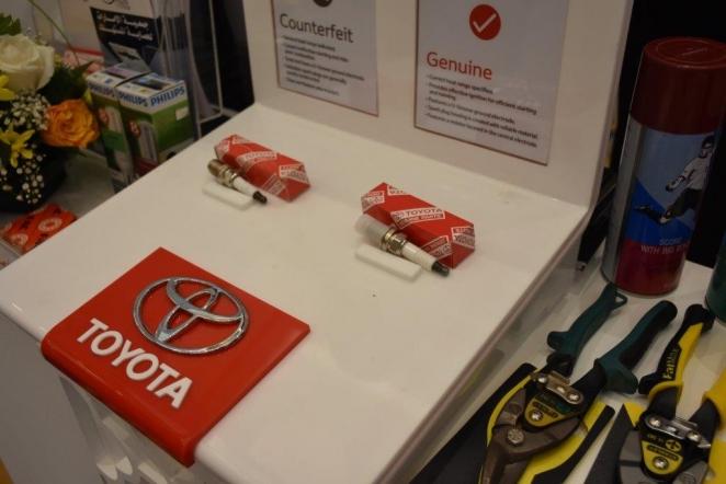 الفطيم للسيارات تقود حملة على قطع الغيار المقلّدة في الإمارات العربية المتحدة
