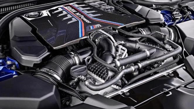 محرك بي ام دبليو M5