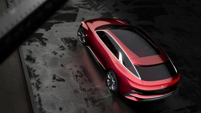 سيارة كيا الجديدة