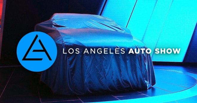 تعرف على اهم السيارات التي ستظهرت في معرض لوس انجلوس