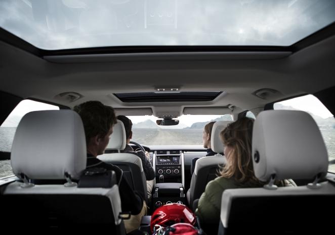 جاكوار لاند روفر تطلق سيارتها الجديدة ديسكفري SVX الملائمة لجميع التضاريس
