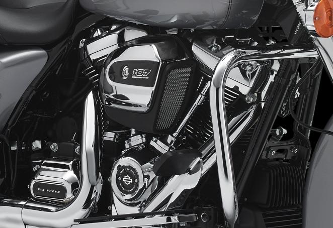 هارلي ديفيدسون تطلق دراجات قويّة جديدة من فئة التجوال