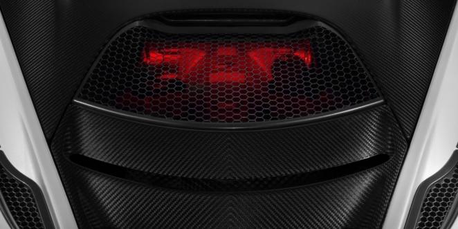 مكلارين تكشف عن محركها 720S الجديدة