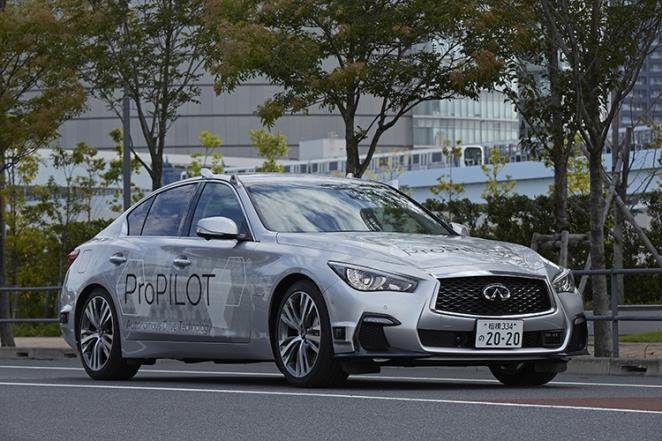 نيسان تختبر تقنية جديدة للقيادة الذاتية المتكاملة في شوارع طوكيو