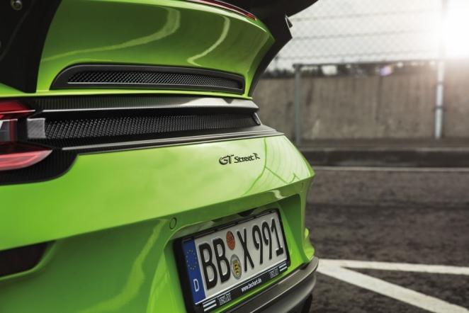 TechART تعدل على بورش 911 تيربو S