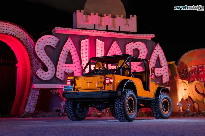 تغطية عرب شفت لمعرض سيما
