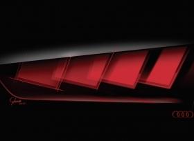 اودي سوف تطلق سيارة جديد بتقنية اضاءة  OLED  في فرانكفورت