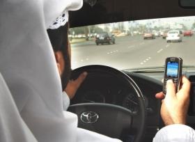 حوادث مميته في السعودية بسبب استخدام الجوال اثناء القيادة