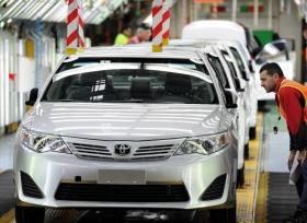 تويوتا تنوي بناء أول مصانعها في السعودية