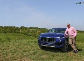 تجربة قيادتنا لسيارة مازيراتي ليفانتي