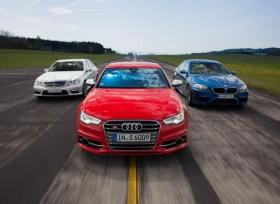 نجاح لامع وغير مسبق لسيارات الالمانية الفاخرة