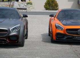 مانسوري تعدل على مرسيدس AMG GT