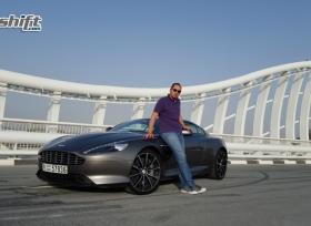 تجربة قيادتنا لسيارة استون مارتن GT DB9