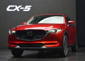 مازدا تكشف عن CX-5 الجديدة في معرض لوس انجلوس