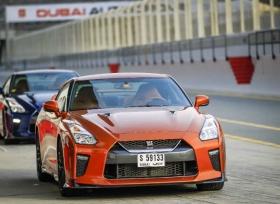 نيسان تطلق طراز العام 2017 من نيسان GT-R