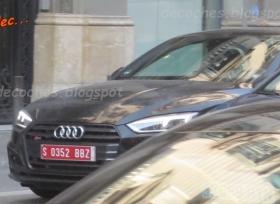 صور تجسسية لأودي RS5 الجديدة