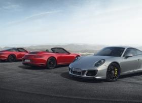 بورش تكشف عن 911 GTS
