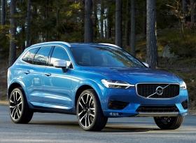 فولفو تكشف عن السيارة الرياضية المتعددة الاستخدامات الجديدة XC60 SUV  الفاخرة