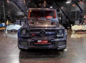 مرسيدس G65 AMG بتعديل برابوس معروضه للبيع