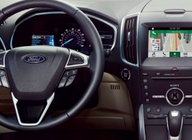 فورد تطلق رسمياً عن نظام SYNC 3 في سياراتها