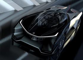 فارادي ستُطلق سياراتها الكهربائية في عام 2018