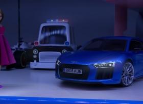 اودي تقدم فيديو جديدة بطريقة مشابهة لفيلم Toy Story
