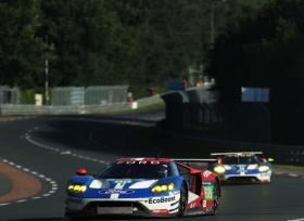 فورد تقرر العودة لسباقات لو مان بـ موستانج وليس GT الجديدة