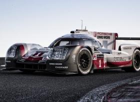بورش تكشف عن سيارتها 919 الجديدة لسباقات التحمل