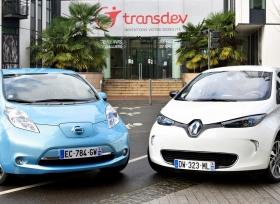 تحالف رينو نيسان يتعاون مع ترانس ديف لتطوير نظام إدارة أساطيل السيارات ذاتية القيادة