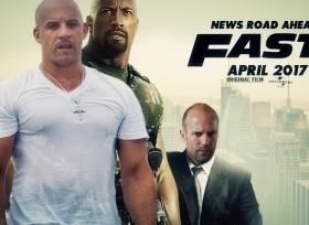 فيديو تشويقي لفلم Fast & Furious 8