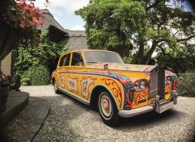 رولز رويس تعلن عودة سيارة فانتوم الجيل الخامس بنسخة جون لينون