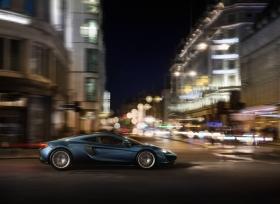 سيارة ماكلارين 570 جي تي تظهر اول مرة في المملكة المتحدة ضمن معرض لندن للسيارات 2016