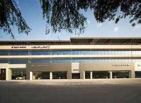 الطاير للسيارات تفتتح أضخم مجمع متعدد الخدمات في دولة الإمارات