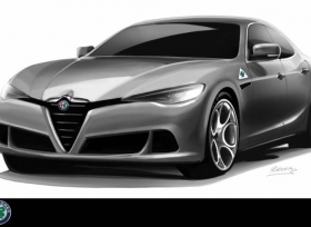 ألفا روميو تنافس بي ام دبليو الفئة الخامسة بـ Alfetta الجديدة