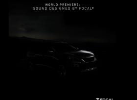 صورة تشويقية لسيارة بيجو 3008 الجديدة