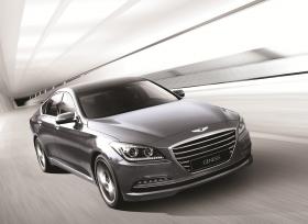 مبيعات هيونداي جنيسيس الجديدة تخطة 100 الف سيارة