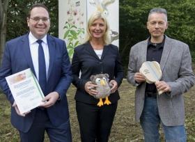 الأمم المتحدة تكرم مؤسسة أودي البيئية بجائزة التنوع البيولوجي