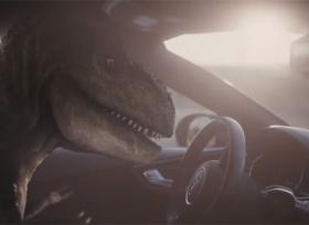أودي تستعرض A7 ذاتية القيادة في فيديو غريب