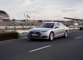 أودي تعيد رسم مفهوم التقدم عبر التقنية خلال المؤتمر الدولي لمركبات المستقبل
