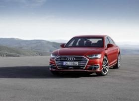 سيارة Audi A8 الجديدة: مستقبل السيارات الفاخرة