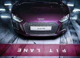 Audi R8 مصممة خصيصا لسيف السلمان