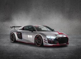 مركبة Audi R8 LMS GT4 الجديدة: آفاق جديدة لسباقات العملاء