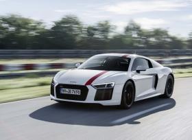 سيارة R8 V10 RWS Audi الجديدة تجسّد ديناميكيات القيادة الأصيلة