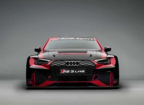 Audi Sport تطور نسخة السباقات من مركبتها Audi RS 3